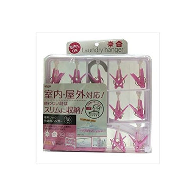 AISEN Convenient Hook Comfortable Angle 30P WH*PI