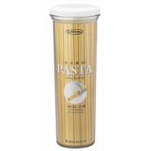 Load image into Gallery viewer, IWASAKI INDUSTRY Aroura Pasta Storage Pot 1500 B-2265W White