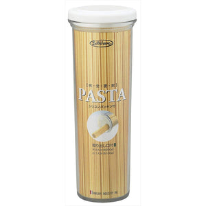 IWASAKI INDUSTRY Aroura Pasta Storage Pot 1500 B-2265W White