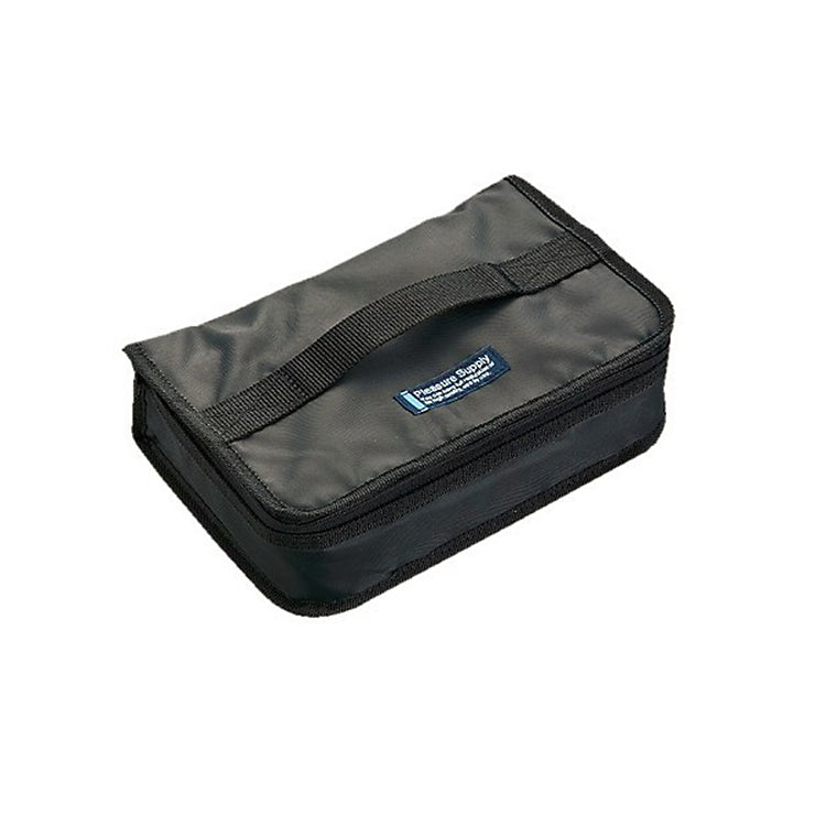 IWASAKI INDUSTRY Slim Lunch Box 1-Layer Cooler Bag Included LF-577BP