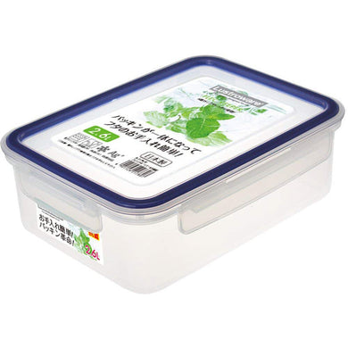 Airtight Lock Food Storage Container Box, Easy Care  2.6L A-2177