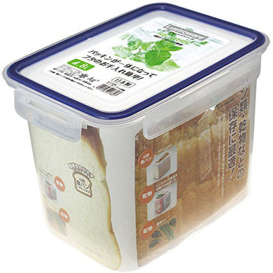 Airtight Lock Food Storage Container Box, Easy Care  4.8L A-2178