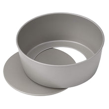 Load image into Gallery viewer, KAI HOUSE SELECT Whole Round Cake Ring Mold Loose Push Bottom-type Tart Mould Baking Tool 15cm Pushpan
