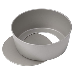 KAI HOUSE SELECT Whole Round Cake Ring Mold Loose Push Bottom-type Tart Mould Baking Tool 15cm Pushpan