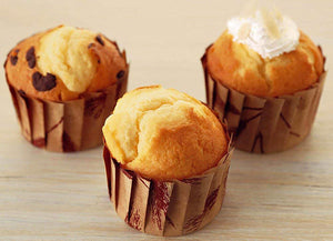 KAI HOUSE SELECT Baking Tool Paper Mini Muffin Mould Type 9 Set