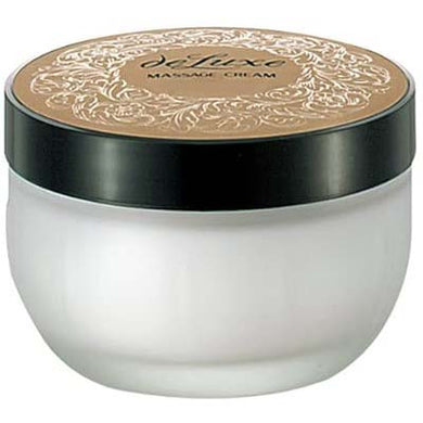 deLuxe Massage Cream N 80g Japan Beauty Skin Care