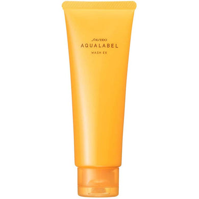 Shiseido AQUALABEL Foam Facial Cleansing Foam 110g Wash EX Cleanser