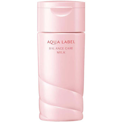Shiseido AQUALABEL Balance Care Milk 130ml (Quasi-drug) Japan Moisturizing Dry Rough Skin Care