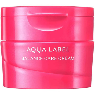 Shiseido AQUALABEL Balance Care Cream 50g (Quasi-drug) Japan Moisturizing Dry Rough Skin Care
