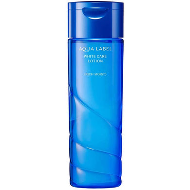 Shiseido AQUALABEL White Care Lotion RM 200ml (Quasi-drug) Japan Whitening Rich Moisture Skin Care