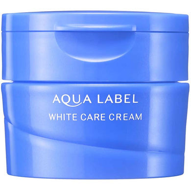 Shiseido AQUALABEL White Care Cream 50g (Quasi-drug) Japan Whitening Beauty Skin Care
