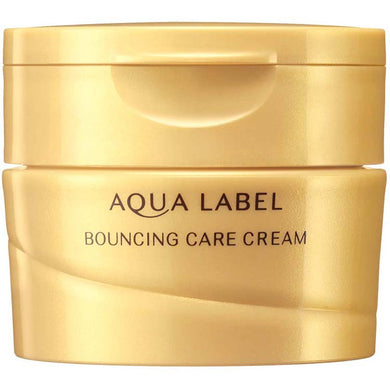 Shiseido AQUALABEL Bouncing Care Cream 50g (Quasi-drug) Japan Anti-aging Beauty Skin Care