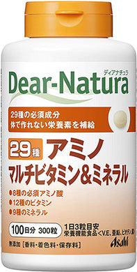 Dear Natura Style, Multi Vitamin & Mineral About 100 Days 300 Tablets