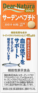 Dear Natura Style, Gold Sardine Peptide (Quantity For About 30 Days) 60 Tablets