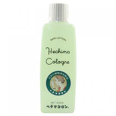 HECHIMA COLOGNE Skin Lotion 230ml Japan Beauty Moist Skincare 100 Years Legacy