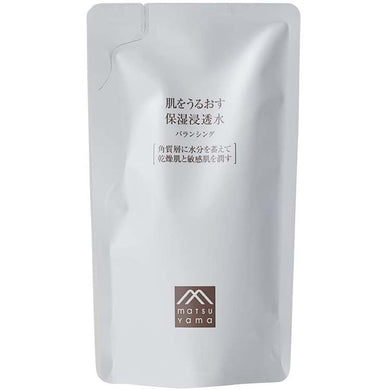 Matsu Yama Moisturizing Osmosis Water Balancing 110ml Refill Japan Beauty Skincare Hydration Penetration Moisten Protect Dry Sensitive Skin