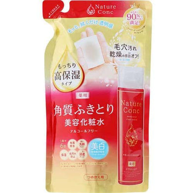 Nature Conc Medicated Clear Lotion Very Moist Lotion Refill 180ml Japan Whitening Moisturizer Pore Cleanser
