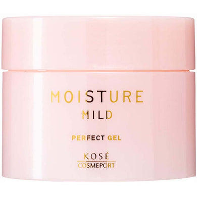 KOSE Cosmeport Moisture Mild White Perfect Gel 100g Japan All-in-One Royal Jelly Skin Care
