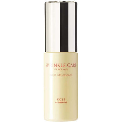 KOSE Grace One Wrinkle Care Moist Lift Essence 50ml Anti-aging Care Collagen Moisturizer