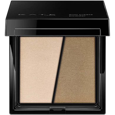 KATE Slim Create Powder A EX-1 Natural 3.4g Face Contour Design
