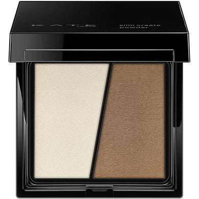 KATE Slim Create Powder A EX-2 Medium 3.4g Face Contour Design