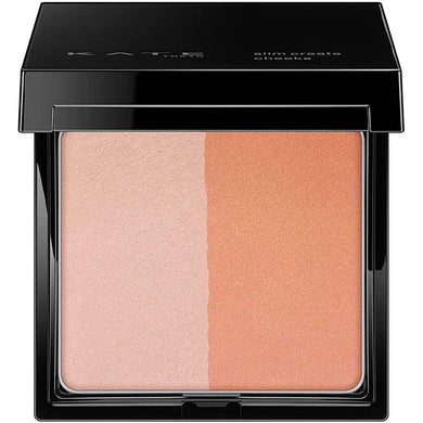 KATE Slim Create Cheeks Blusher OR-1 Orange 6.4g