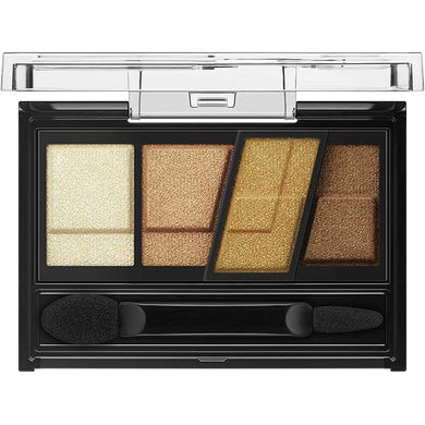 KATE Kanebo Designing Brown Eyes BR-8 Eyeshadow BR-8 Glitter Brown 3.2g Color Nuance Shape Palette