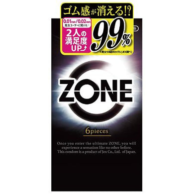 Condoms Zone 6 pcs