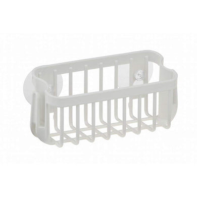 ASVEL N POSE Detergent Scrubbing Brush Sponge Holder Slim 4319 White