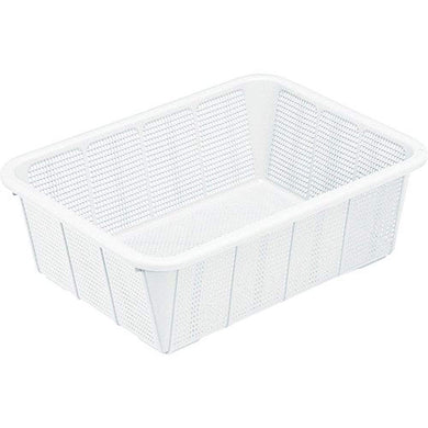ASVEL POSE Basket(Deep Type Medium) 4448 Strong White