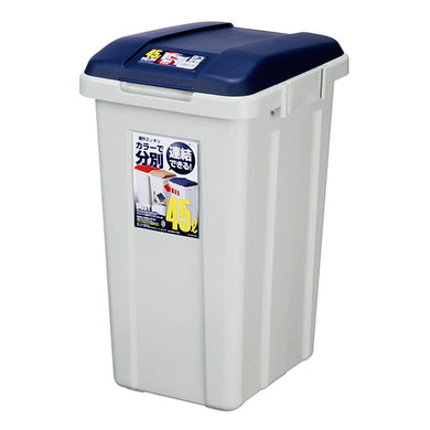 ASVEL R Separation Dust Box Bin 45(Joint Type) 6744 Blue