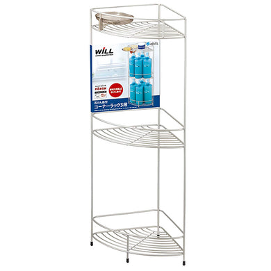 ASVEL N WCoat Corner Rack 3 Layer 7020