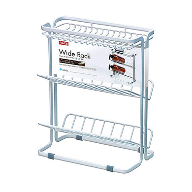 W-Coated Wide Rack  3-Layers