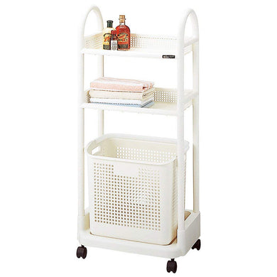 ASVEL Laundry Rack 3 Layer 7404 White