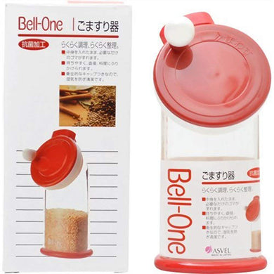 ASVEL BELL-ONE Sesame Seed Grinder 0765 Red