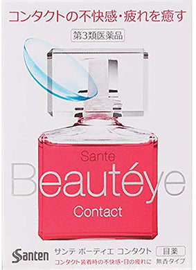 Santen Beauteye Contact 12mL