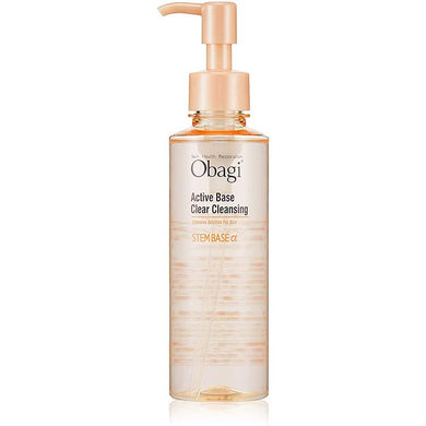 Obagi Skin Health Restoration Active Base Clear Cleansing 156ml Intensive Solution for Skin Stem Base Alpha