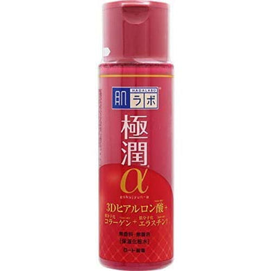 Hada Labo Gokujyun ƒ¿ Lifting & Firming Lotion 170ml Deep Moisturizing Antioxidant Anti-aging Skin Care