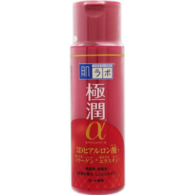 Hada Labo Gokujyun ƒ¿ Lifting & Firming Lotion Moist Type 170ml Deep Moisturizing Antioxidant Anti-aging Skin Care