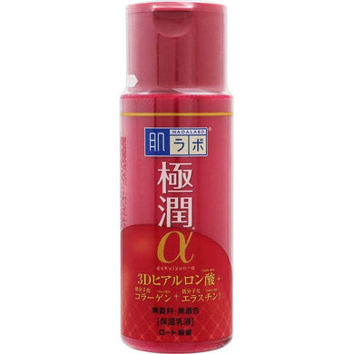 Hada Labo Gokujyun ƒ¿ Lifting & Firming Emulsion 140ml Deep Moisturizing Antioxidant Anti-aging Skin Care