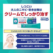 Load image into Gallery viewer, Mentholatum Acnes 25 Medical Cream c 16g