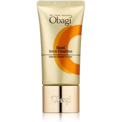 ROHTO Skin Health Restoration Obagi C Serum (Vitamin C Essence) Foundation Pink Ocher 10 30g