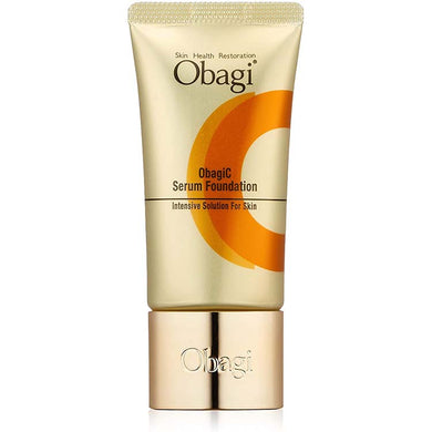 ROHTO Skin Health Restoration Obagi C Serum (Vitamin C Essence) Foundation Ocher 20 30g
