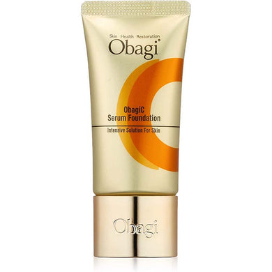 ROHTO Skin Health Restoration Obagi C Serum (Vitamin C Essence) Foundation Ocher 30 30g