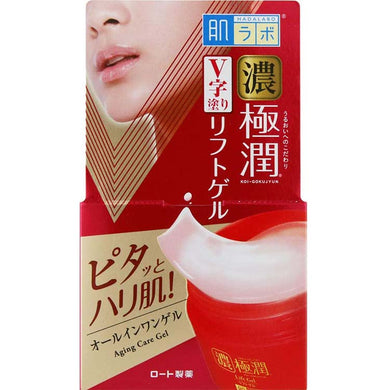 Hada Labo Koi-Gokujyun Lift Gel 100g Japan Anti-Aging Ultra Moist Skin Care