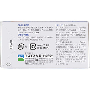 ESTAC EVE Cold 60 Tablets