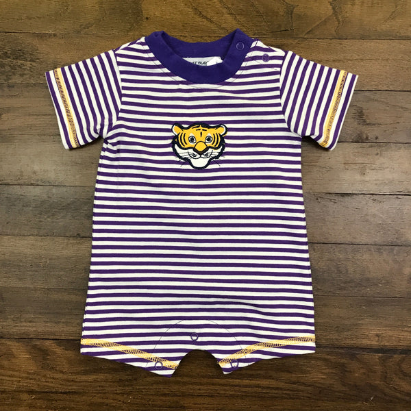 YELLOW TIGER BOYS ROMPER