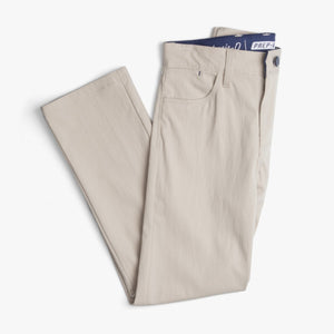 MARIN 5-POCKET PANT - LIGHT KHAKI