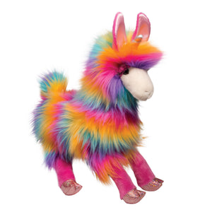 LOLLIPOP LLAMACORN RAINBOW FUZZLE