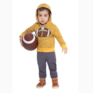 3PC FOOTBALL HOODIE SET